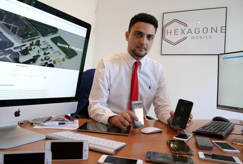 hexagone mobile